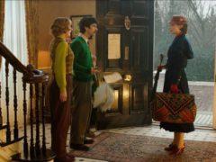 Emily Blunt stars in Mary Poppins Returns (Disney)