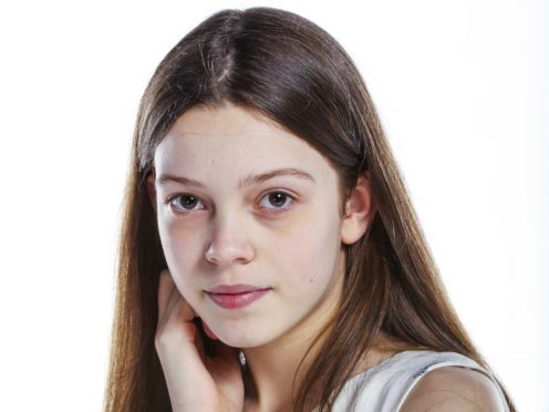 Courtney Hadwin has signed with Simon Cowell's record label (Vivian Zink/NBC/PA)