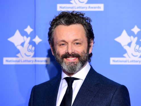 Michael Sheen contributes to Banksy artwork protection in his hometown (Ian West/PA)