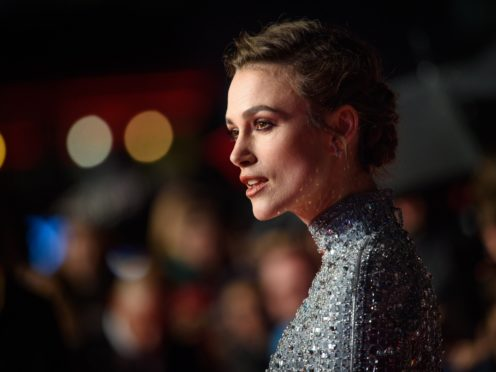 The actress is due to receive the honour at a ceremony on Thursday (Matt Crossick/PA)