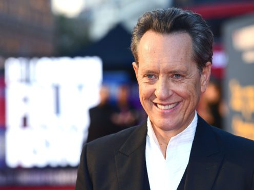 Richard E. Grant grew up in Swaziland (Ian West/Pa)
