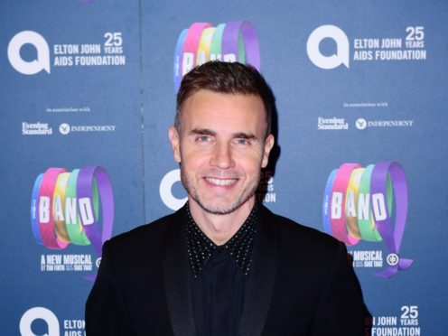 Gary Barlow asked for understanding (Ian West/PA)