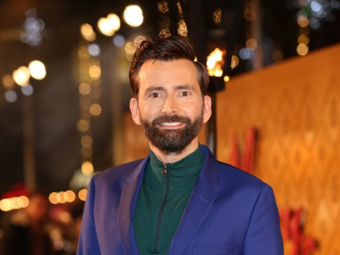 David Tennant's father-in-law is Doctor Who star Peter Davison (Isabel Infantes/PA)