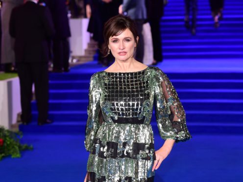 Emily Mortimer's sister Rosie has been married to guitarist George Vjestica, who performs with Nick Cave and the Bad Seeds (Ian West/PA)