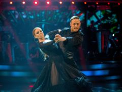Stacey Dooley on Strictly final underwear flash: At least the knickers were big (Guy Levy/BBC)