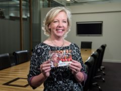 Dragons' Den star Deborah Meaden, who has revealed how lending to entrepreneurs in developing countries reaffirmed the importance of community in her own business ventures (Simon Jessop/PA)