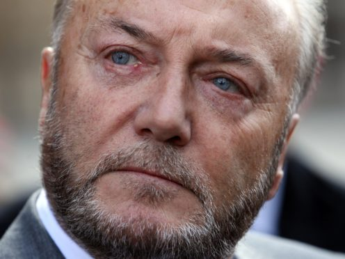 Ofcom said George Galloway's show breached broadcasting rules (Lewis Whyld/PA)