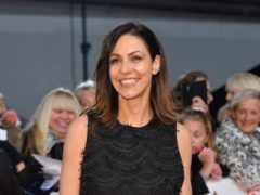 TV presenter Julia Bradbury (Matt Crossick/PA)