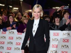 Hermione Norris has opened up about turning 50 (Ian West/PA)