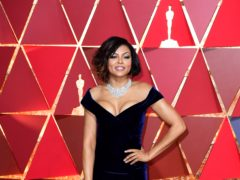 Taraji P. Henson will be honoured with a star on the Hollywood Walk Of Fame (Ian West/PA)