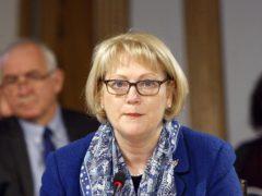 Anne Bulford, Deputy Director-General. (Andrew Cowan/Scottish Parliament)