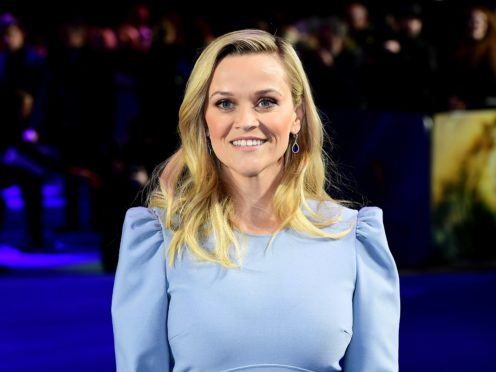 Reese Witherspoon is a vocal campaigner for the Time's Up movement (PA)