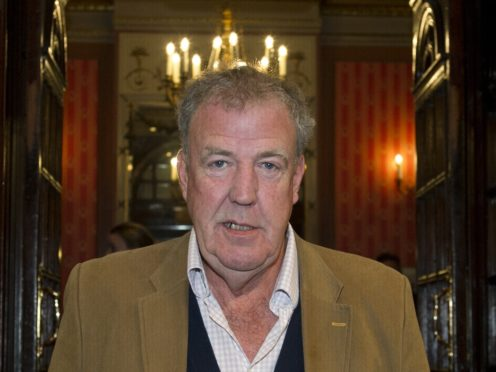 Jeremy Clarkson returns for the third series of The Grand Tour (PA)