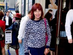 Janet Street-Porter confirmed she would be playing herself in Neighbours (Ian West/PA)