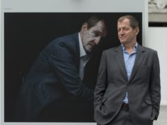 Alastair Campbell discusses his mental health in Depression and Me (David Mirzoeff/PA)