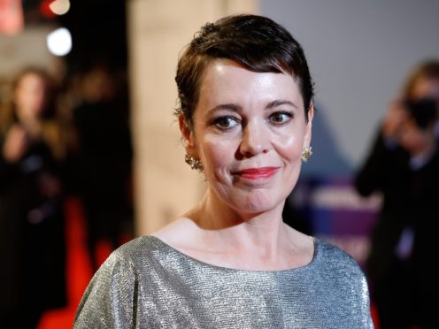 Olivia Colman stars as Queen Anne in The Favourite (David Parry/PA)