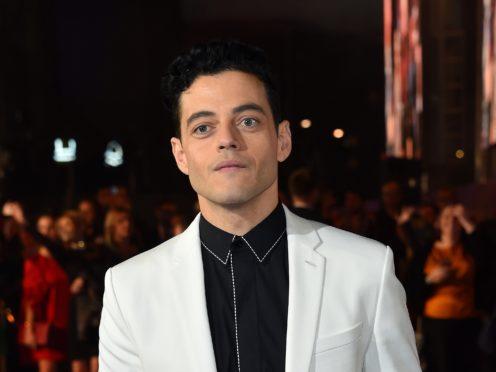 Rami Malek and the film he stars in, Bohemian Rhapsody, were big winners at the Golden Globes (Matt Crossick/PA)