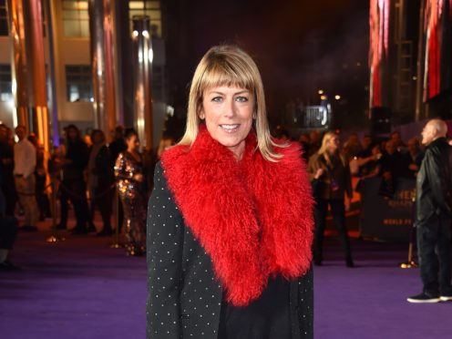 Fay Ripley regrets turning down a record contract because she thought she was 'not that good a singer' (Matt Crossick/PA)