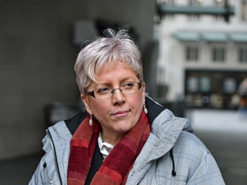 Carrie Gracie who became a key figure within the BBC as the driving force behind initiating change at the corporation over gender and equal pay issues. her lawyer has spoken out. (Dominic Lipinski/PA)