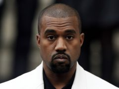 Kanye West has reaffirmed his support for Donald Trump (Jonathan Brady/PA)