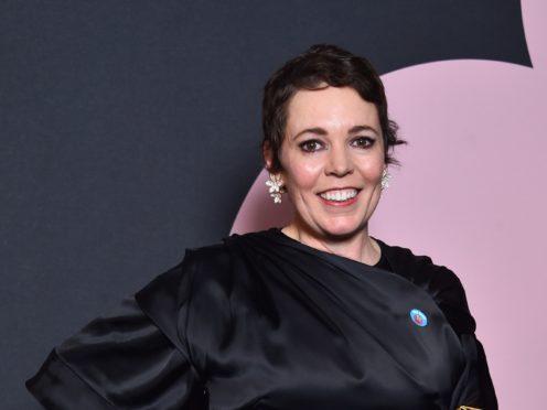Olivia Colman is among the British stars earning Oscar nominations (Matt Crossick/PA)