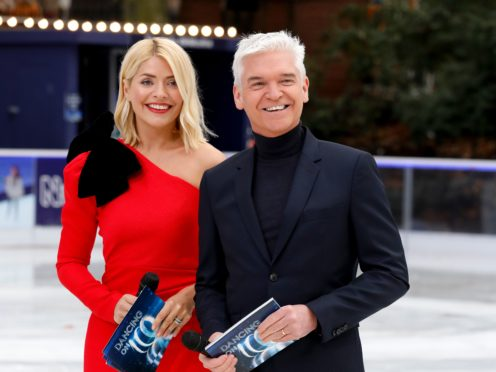 Dancing On Ice ratings cool with lowest ever audience for launch episode (David Parry/PA)