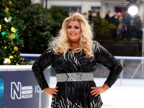 Gemma Collins says she needs a miracle (PA)