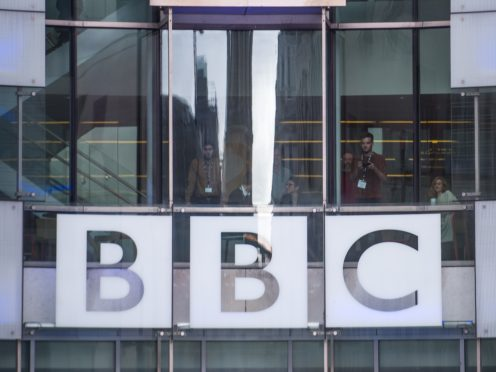 The BBC does not accept that it has discriminatory pay practices (Peter Summers/PA)