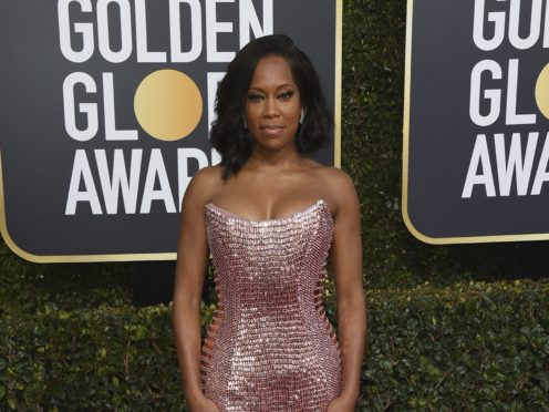Regina King delivered a powerful call for gender parity at the Golden Globes (Jordan Strauss/Invision/AP)