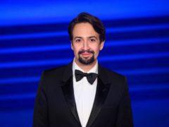 Lin-Manuel Miranda famously played Alexander Hamilton on Broadway (Matt Crossick/PA)
