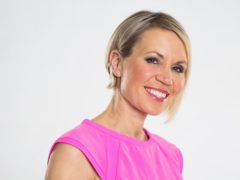 The late BBC weather presenter Dianne Oxberry (BBC)