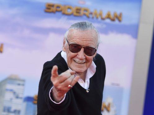 Stan Lee (Photo by Jordan Strauss/Invision/AP, File)