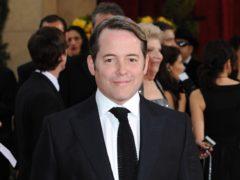Matthew Broderick will star opposite Downton Abbey's Elizabeth McGovern (Ian West/PA)