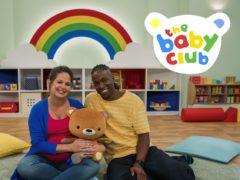 Giovanna Fletcher and Nigel Clarke will present The Baby Club (BBC/PA)