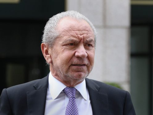 Lord Sugar has called Labour leader Jeremy Corbyn an 'idiot' (Philip Toscano/PA)