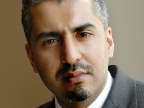 Maajid Nawaz was attacked in London (Quillam/PA)
