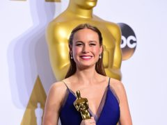 Brie Larson: Having money is a new experience for me (Ian West/PA)