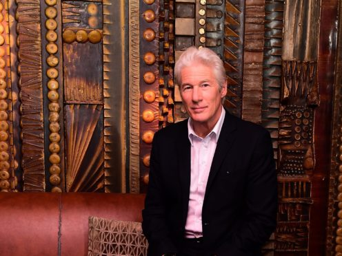 Richard Gere says he's unlikely to embark on another television project (Ian West/PA)
