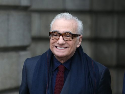 Film director Martin Scorsese has partnered with Netflix (Brian Lawless/PA)