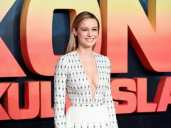 Brie Larson starred in the latest trailer for Captain Marvel (Chris J Ratcliffe/PA)