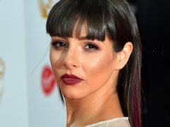 Roxanne Pallett has revealed she sought treatment for PTSD. (Matt Crossick/PA)