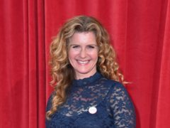 Connie Hyde plays the character Gina Seddon on Coronation Street. (Matt Crossick/PA)