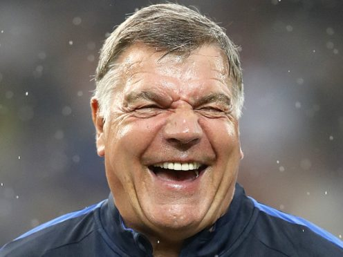 Sam Allardyce is hoping his managerial experience will help him on Celebrity Apprentice for Comic Relief (Martin Rickett/PA)