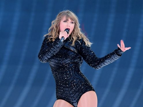 Taylor Swift has said people are craving music that comforts in these times (Ian West/PA)