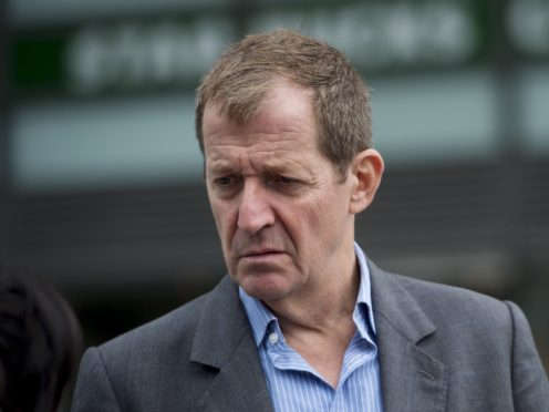 Alastair Campbell has criticised John Humphrys (David Mirzoeff/PA)