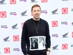 Professor Green has cancelled his tour (Ian West/PA)