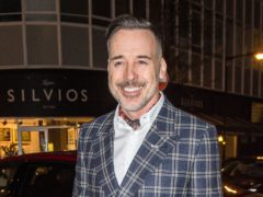 The fight against HIV is not over, David Furnish has warned (Dominic Lipinski/PA)