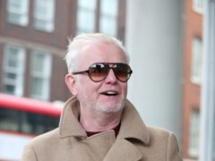 Chris Evans played a jingle from his former BBC Radio 2 breakfast show during his new Virgin Radio slot (Yui Mok/PA)