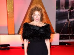 Alex Kingston (Ian West/PA)