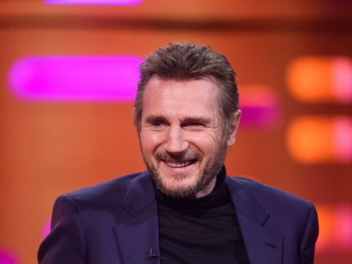 Liam Neeson has cancelled an appearance on The Tonight Show With Stephen Colbert (Matt Crossick/PA)